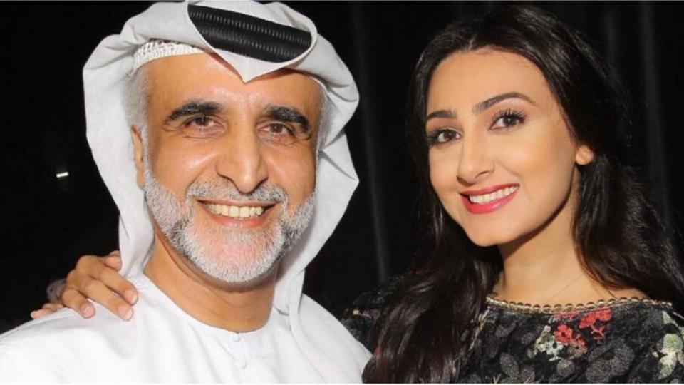 هيفاء حسين وحبيب غلوم يرزقان بأول مواليدهما