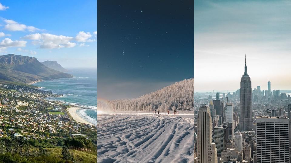 أجمل الأماكن التي يمكنك قضاء عطلة موسم الأعياد فيها
