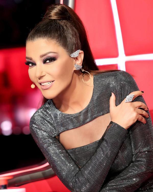 سميرة سعيد وملحم زين وهاني شاكر في لجنة 'ذا فويس سينيير'؟