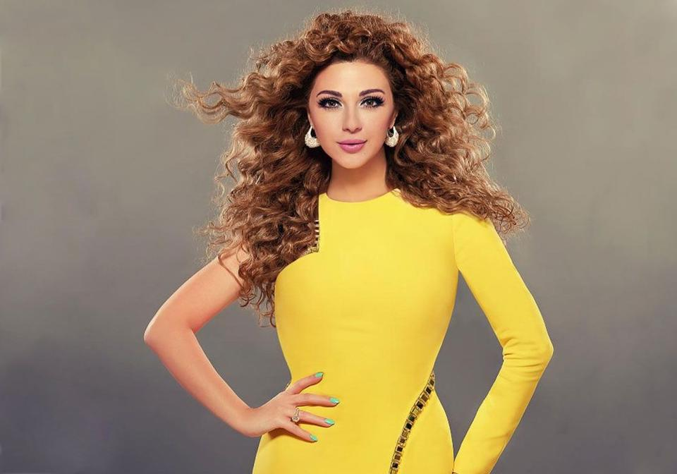 حفلة ميريام فارس في الرياض هي خيرية للبنانيين