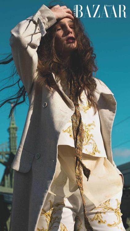 ألبوم صور: الكنوز الهنغاريا تتجسد في أجمل إطلالات الأزياء