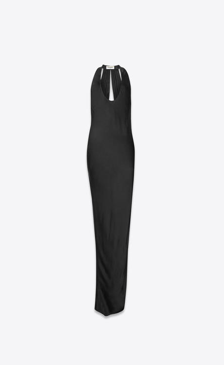 تألقي في إطلالة ملكية مفعمة بالفخامة مع اللون الأسود