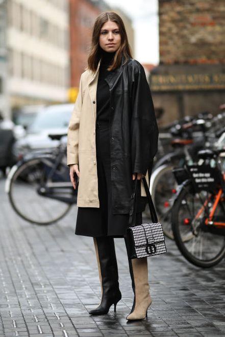 ألبوم صور: النمط الإسكندنافي لأزياء الشارع خلال أسبوع الموضة