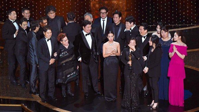 قائمة بجميع الفائزين من حفل جوائز الأوسكار 2020