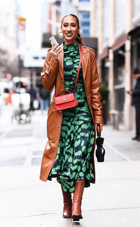 ألبوم صور: أزياء الشارع خلال أسابيع الموضة