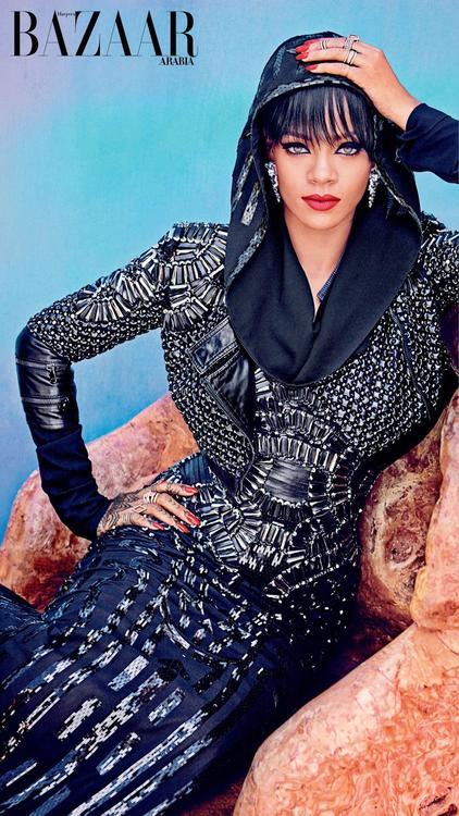 ملف ستايل: نحتفل بعيد ميلاد ريهانا ال 32 من خلال أجمل إطلالاتها