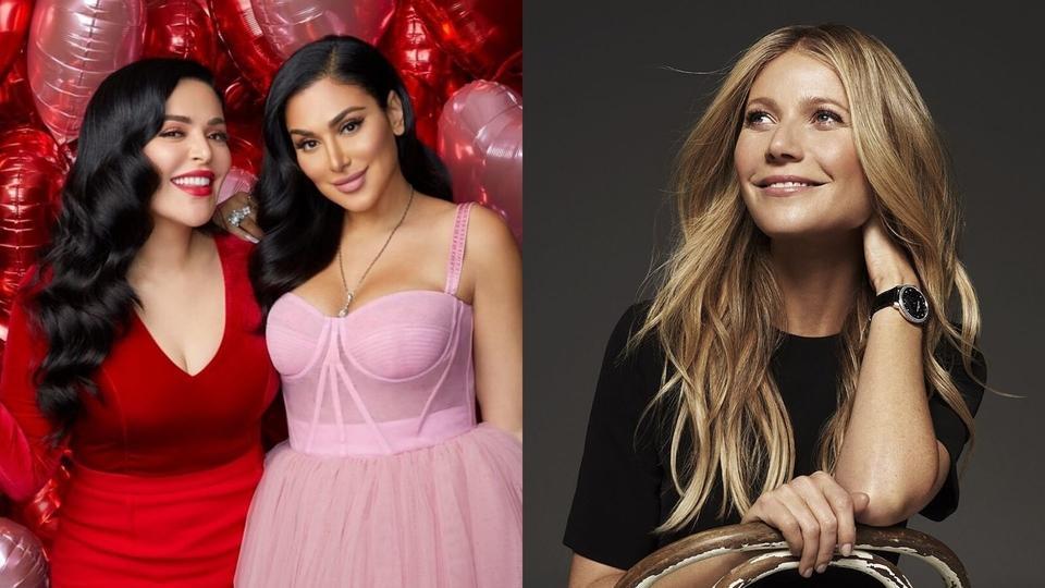 هدى ومنى قطان تتعاونان مع نجوم عالميين من أجل #BeautyUnited