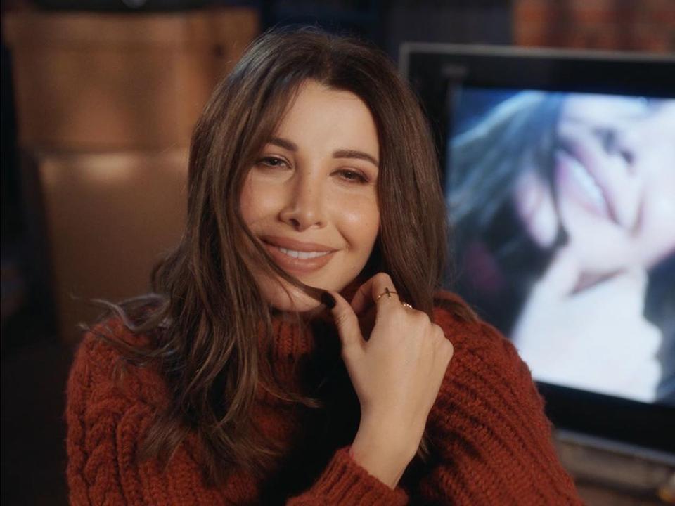 نانسي عجرم الضيفة الأولى على برنامج سيرين عبد النور