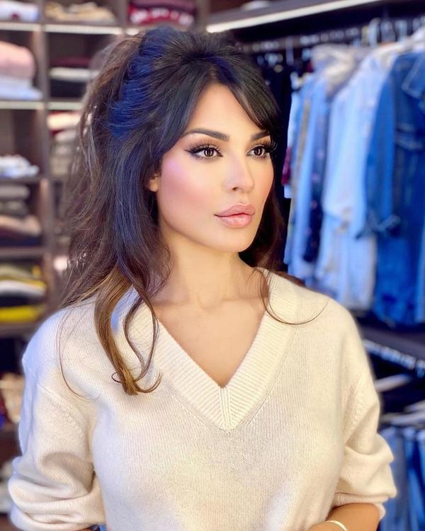 نادين نسيب نجيم تعلن عزمها على الهجرة من لبنان