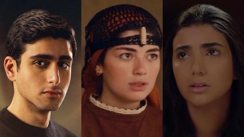 الوجوه الشابة في دراما رمضان 2020