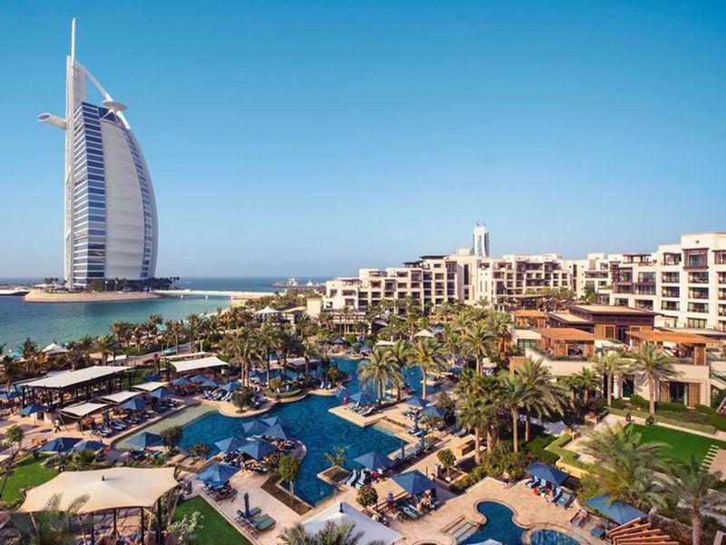 إليك أجمل المنتجعات في الإمارات لقضاء عطلة العيد