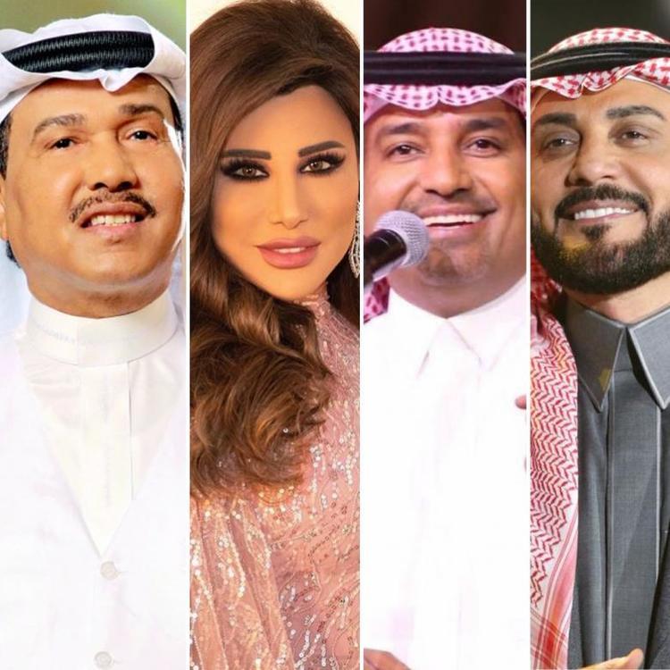 حفلات عيد الفطر أونلاين مع ابرز نجوم الوطن العربي