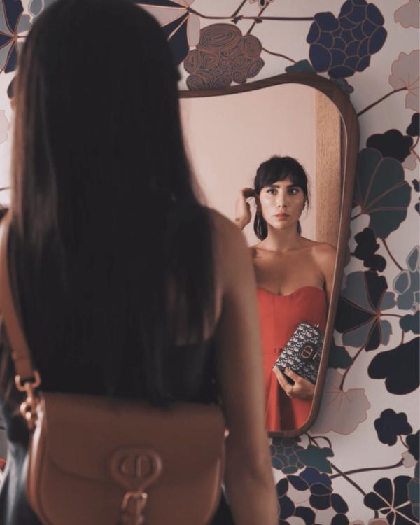 دانة حوراني تقدّم حقيبة ديور الجديدة في فيلم إبداعي قصير