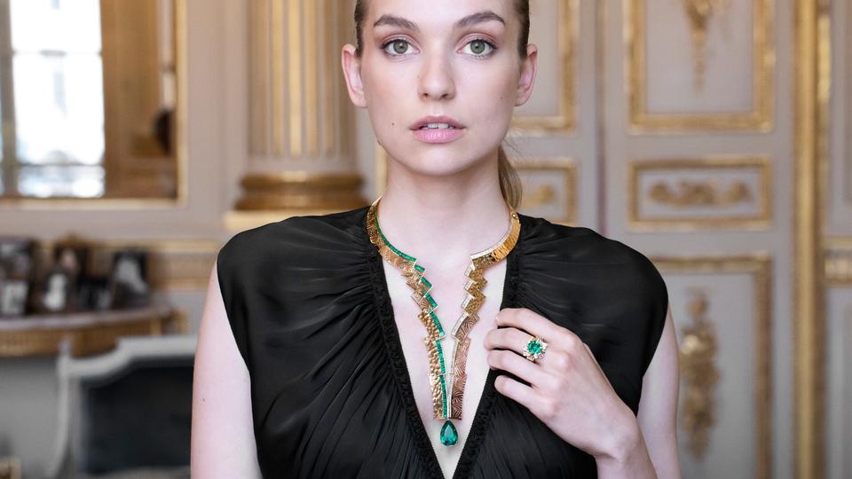 المجموعة الجديدة من مجوهرات شوميه تحتفي بإلهام يمتد نحو 240 عام