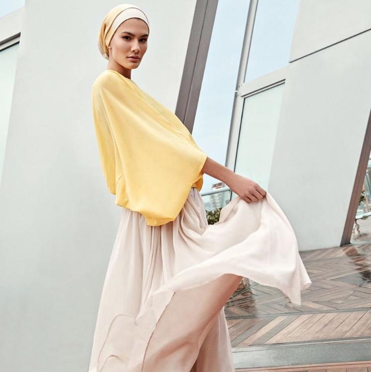 علامة الأزياء المحتشمة ليم تطلق تطبيقاً للتسوق خلال أزمة فيروس كورونا