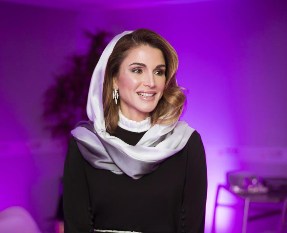 9 اقتباسات ملهمة من الملكة رانيا في عيد ميلادها الخمسين