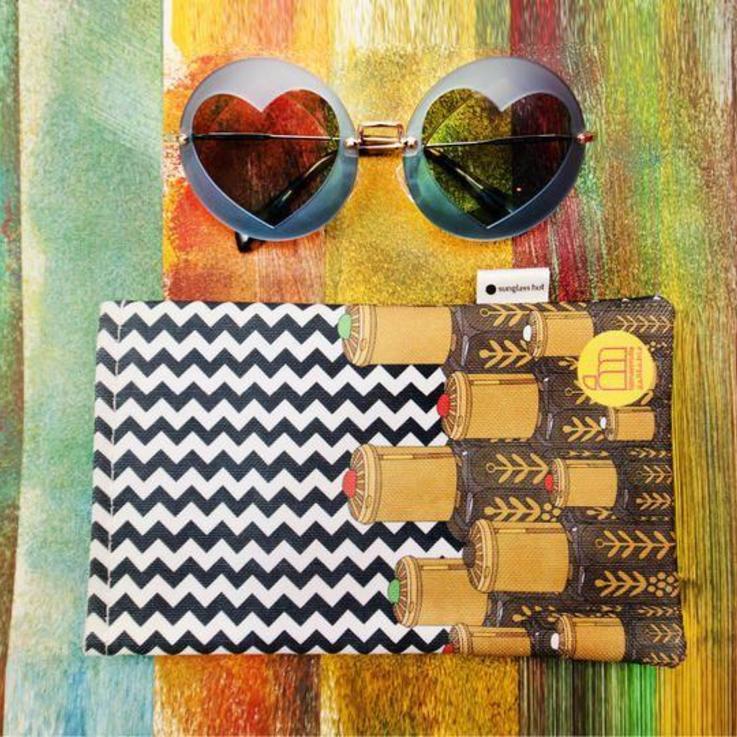 Sunglass Hut تتعاون مع المصممة الإماراتية فاطمة الملا