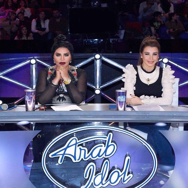 """كاظم الساهر يُزيّن مسرح """"Arab idol"""" بإطلالته وجديده"""