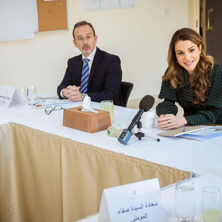 أكاديمية الملكة رانيا لتدريب المعلمين