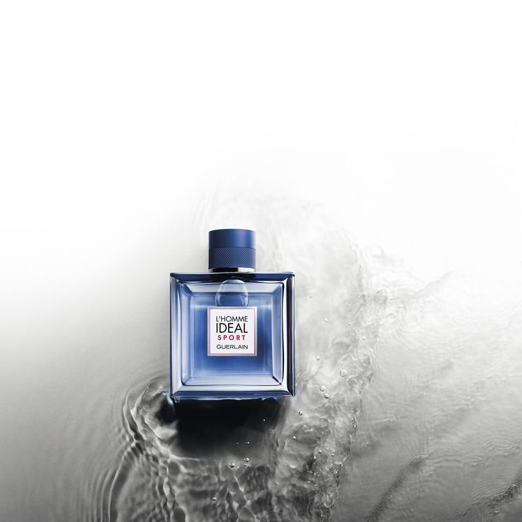 عطر L'HOMME IDÉAL SPORT الجديد من Guerlain