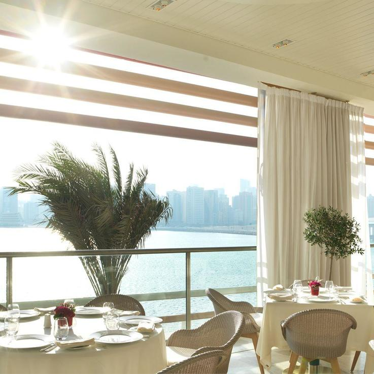 كافيه ميلانو يفتح أبوابه في فندق فورسيزونز أبوظبي في جزيرة الماريه