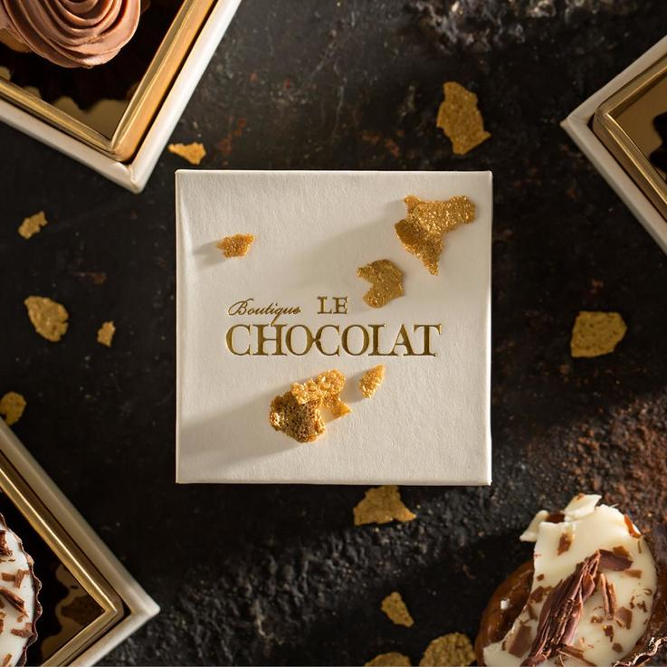 """بوتيك Le Chocolat """"لو شوكولا"""" يكشف عن تشكيلة حصرية من الشوكولاته الفاخرة"""