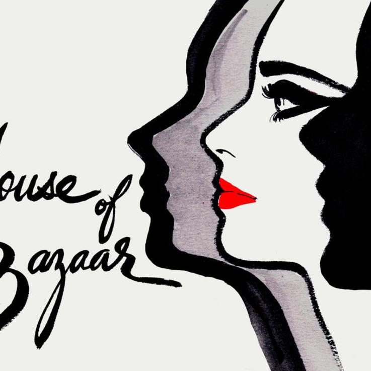 5 أسئلة لرسّامة House of Bazaar ريجينا يزدي
