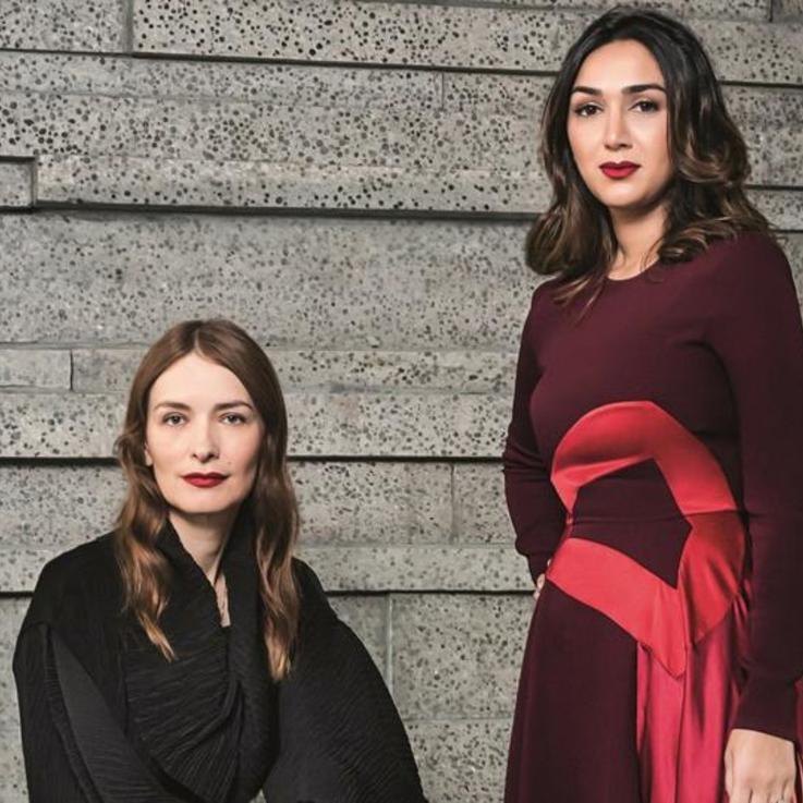 9 أسئلة لمصمّمة الأزياء روسكاندا إلنيشك Roksanda Ilinčić