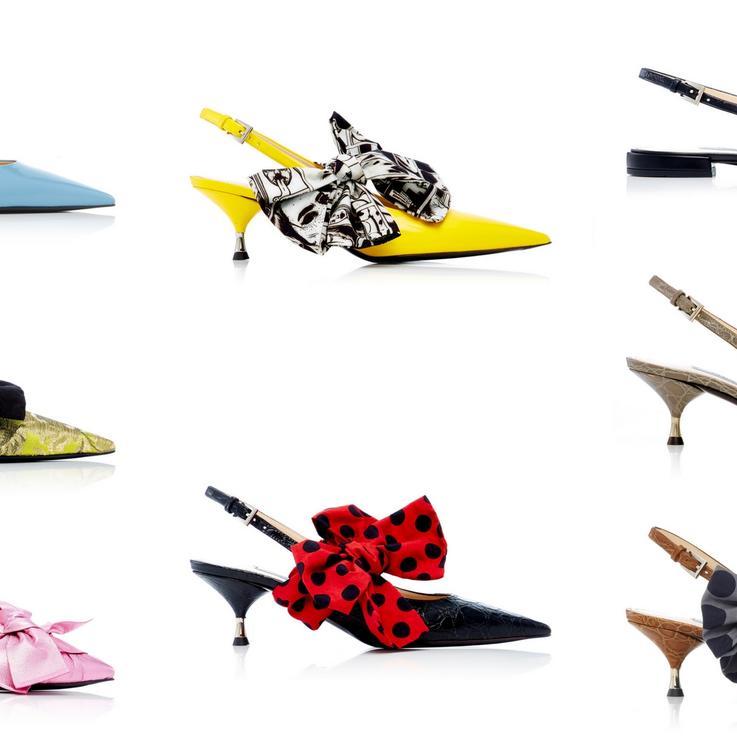 أحذية تختصر الفخامة الإيطالية