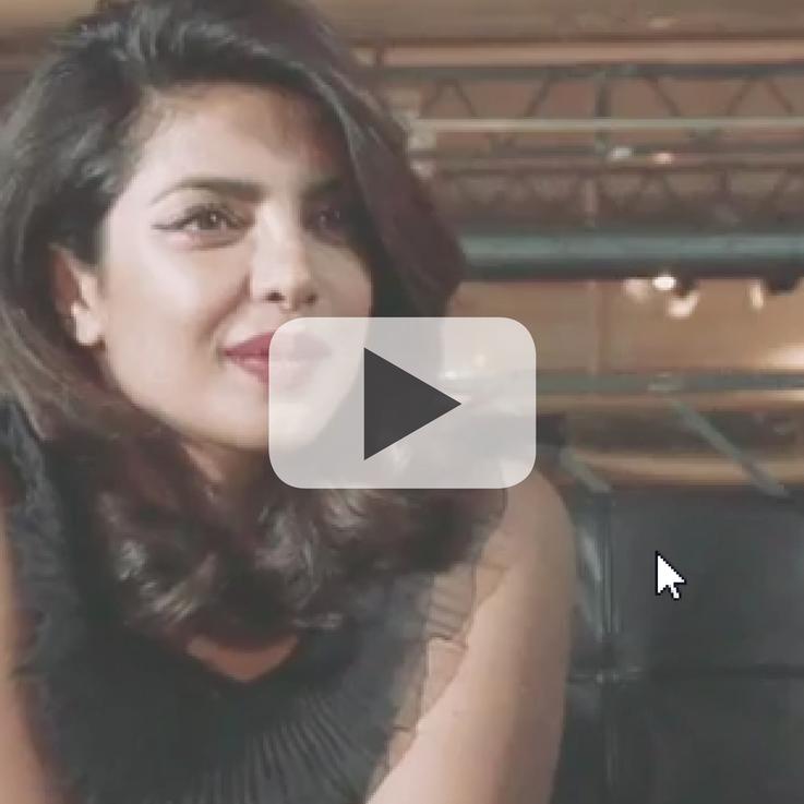 شاهدوا بالفيديو: مقابلة مع نجمة غلاف هاربرز بازار أريبيا لشهر فبراير بريانكا شوبرا