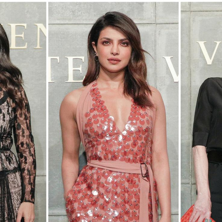 مشاهير تحضر عرض أزياء بوتيغا فينيتا لموسم خريف وشتاء 2018 في نيويورك