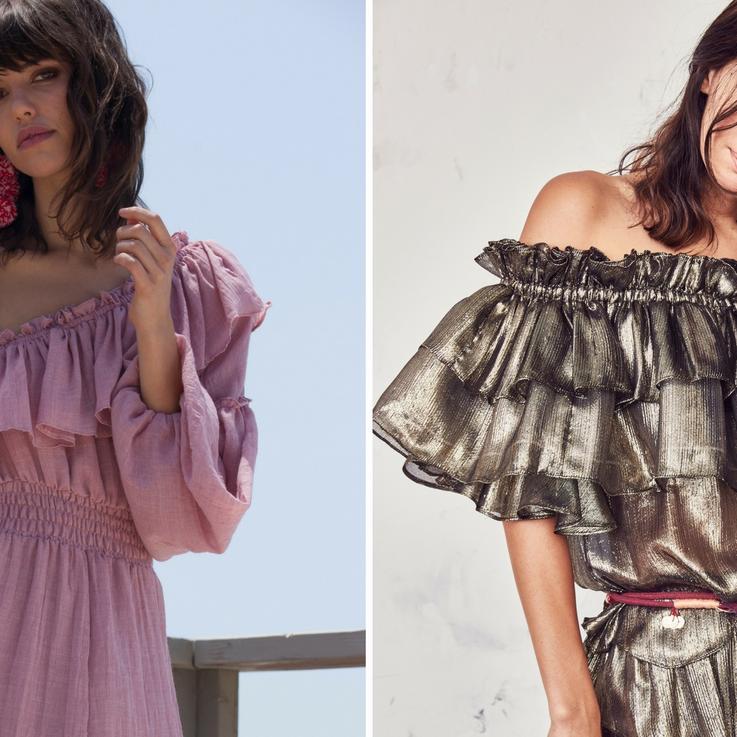 7 صيحات من الأزياء لموسم ربيع وصيف 2018 عليك اعتمادها من  بلومينغديلز