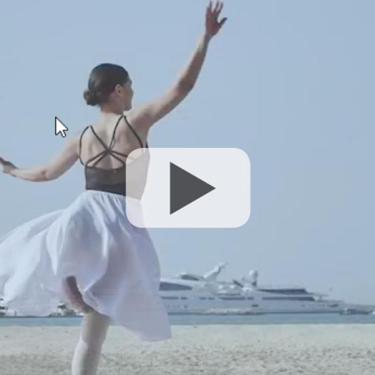 شاهدوا بالفيديو: عليا النيادي أول راقصة باليه إماراتية تحدث هاربرز بازار العربية عن مشوارها في تحقيق حلمها