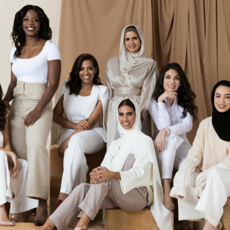 حصري: لوبوتان يستعين بسبعة نساء من الإمارات العربية المتحدة لحملته بمناسبة الذكرى السنوية