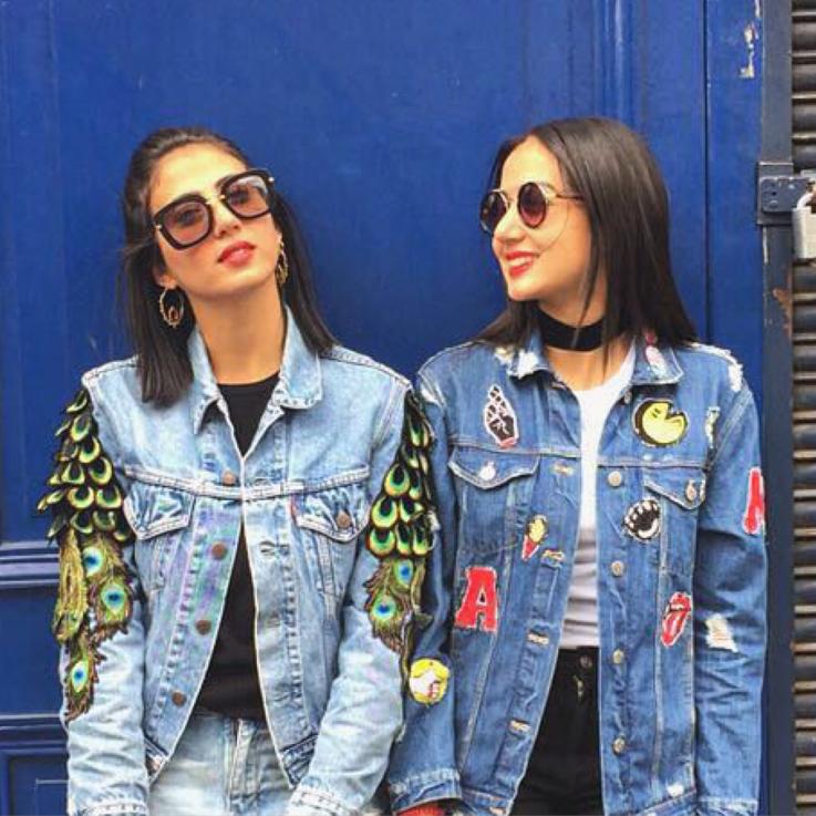 """آية وموناز.. """"أختين"""" من مصر إلى العالمية"""