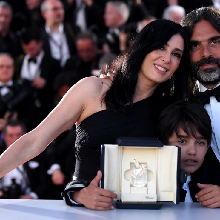 """المخرجة اللبنانية نادين لبكي تفوز بسعفة """"كان"""" البرونزية"""