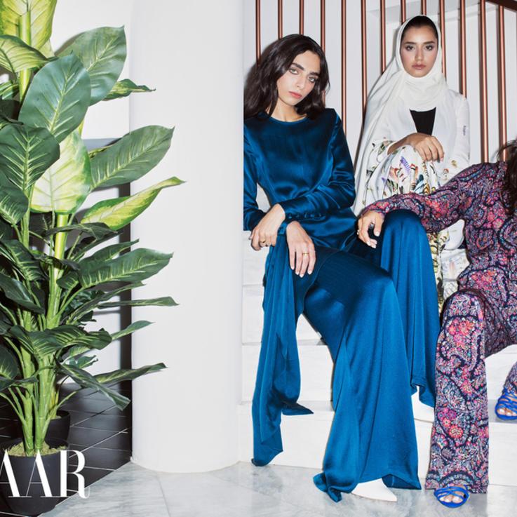 ثلاثة من أشهر متتبعات الموضة في الشرق الأوسط يكشفن عن أسلوبهنّ في ارتداء الملابس خلال شهر رمضان