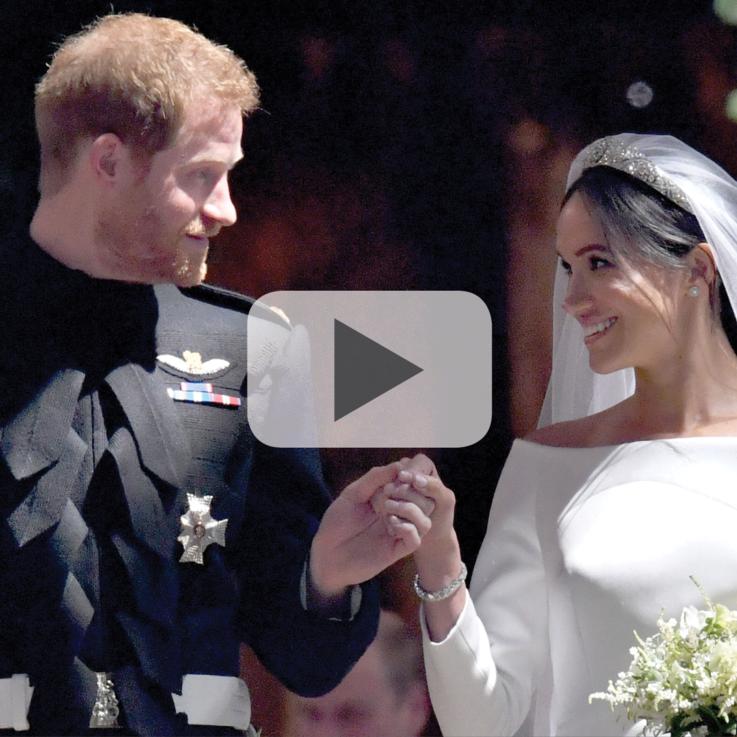 بالفيديو: أكتشفي كل التفاصيل عن الزفاف الملكي