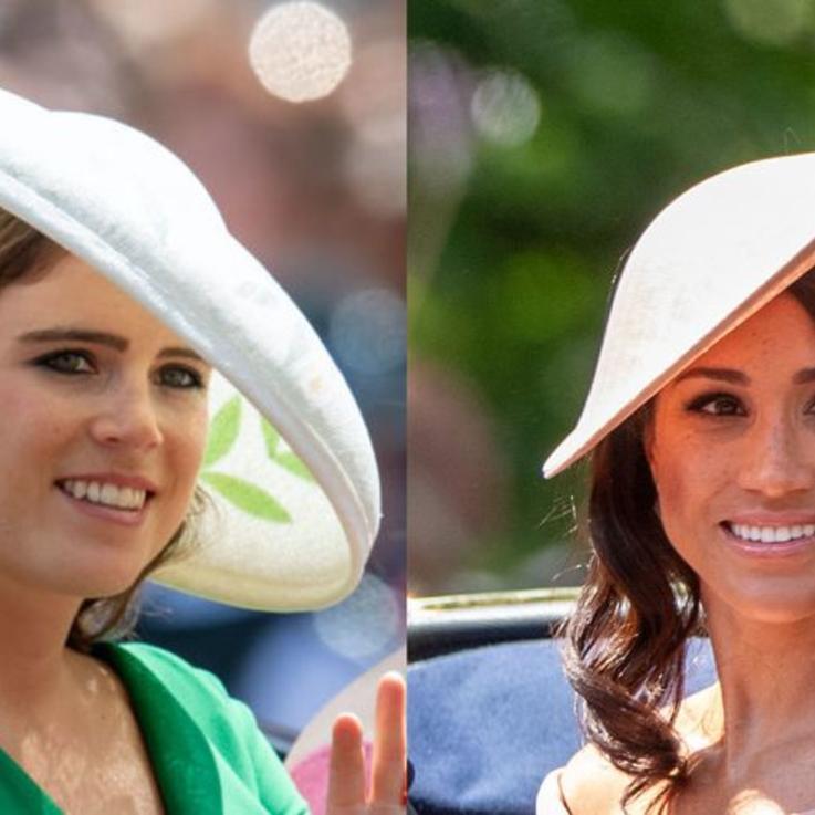 أجمل القبعات التي شهدها يوم Trooping the Colour التقليدي