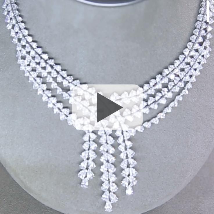 بالفيديو: مقتطفات من حفل السحور الخاص بهاربرز بازار العربية بالتعاون مع مجوهرات الأنوار