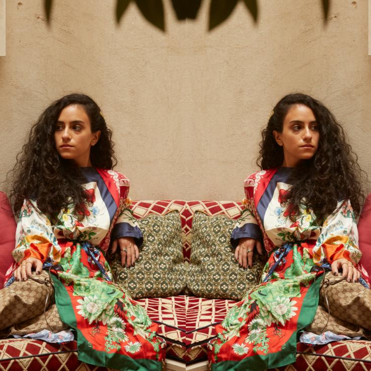 Gucci تختار شابة لبنانية للترويج لعطرها الجديد