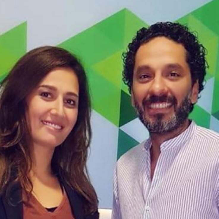 حلا شيحة تخلع الحجاب وتقرر العودة إلى التمثيل بعد 12 عاماً من الاعتزال!