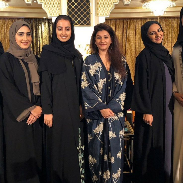 مجموعة جميرا تحتفل بيوم المرأة الإماراتية