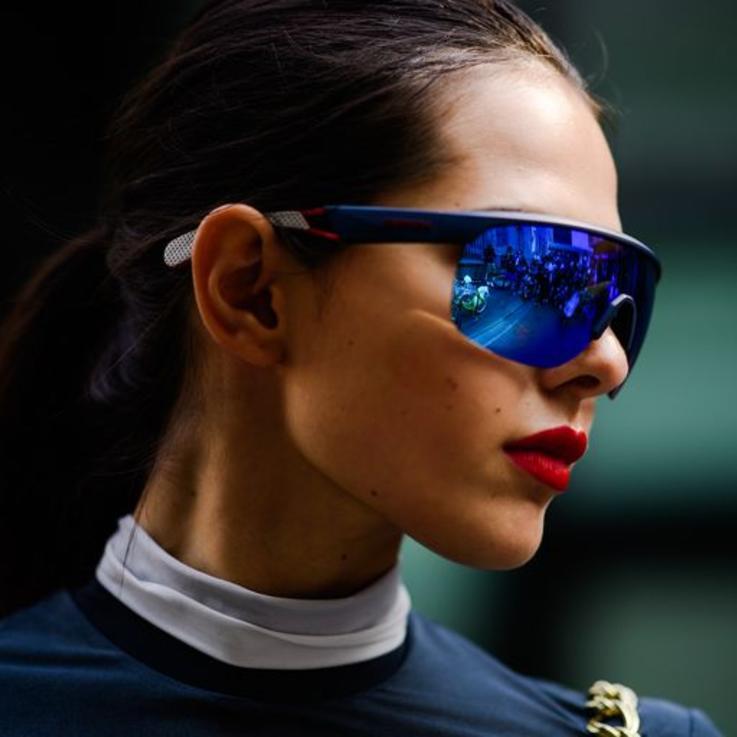 أجمل أزياء الشارع التي شهدها أسبوع الموضة في ميلانو
