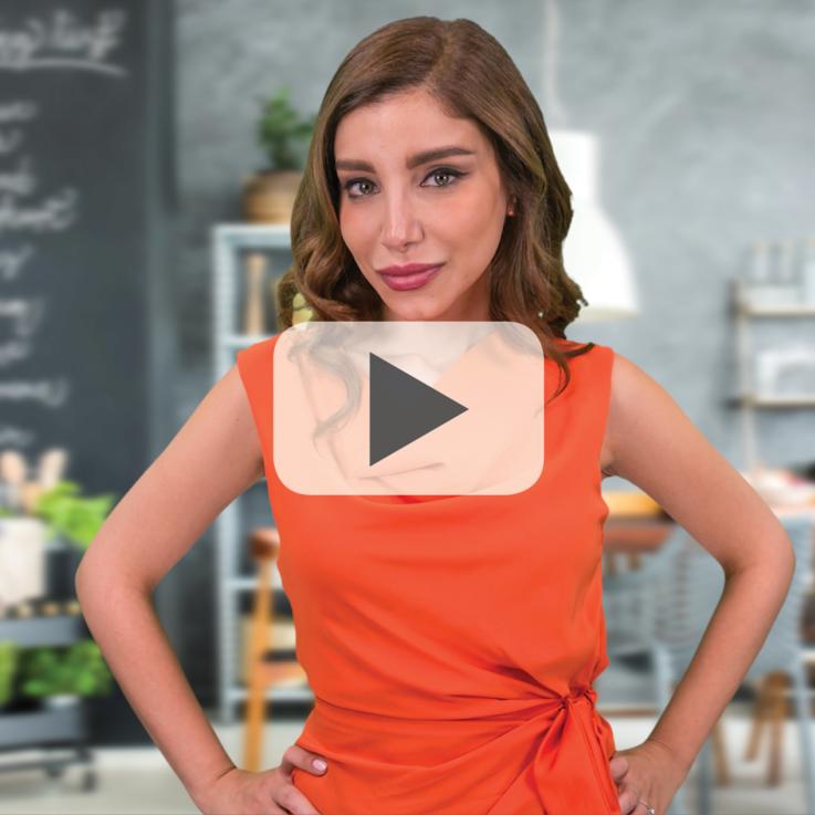 بالفيديو: تعرفي على المأكولات التي تساعدك على الشعور بالشبع