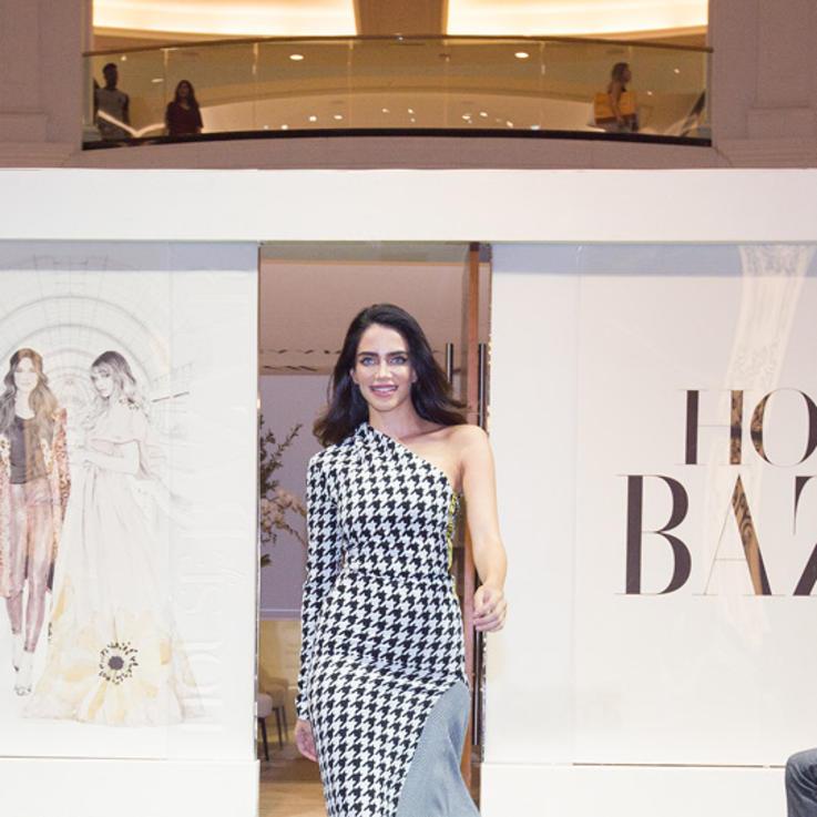 بالصور: أفضل الإطلالات من عرض أزياء الليلة الافتتاحية لهاوس  أوف بازار