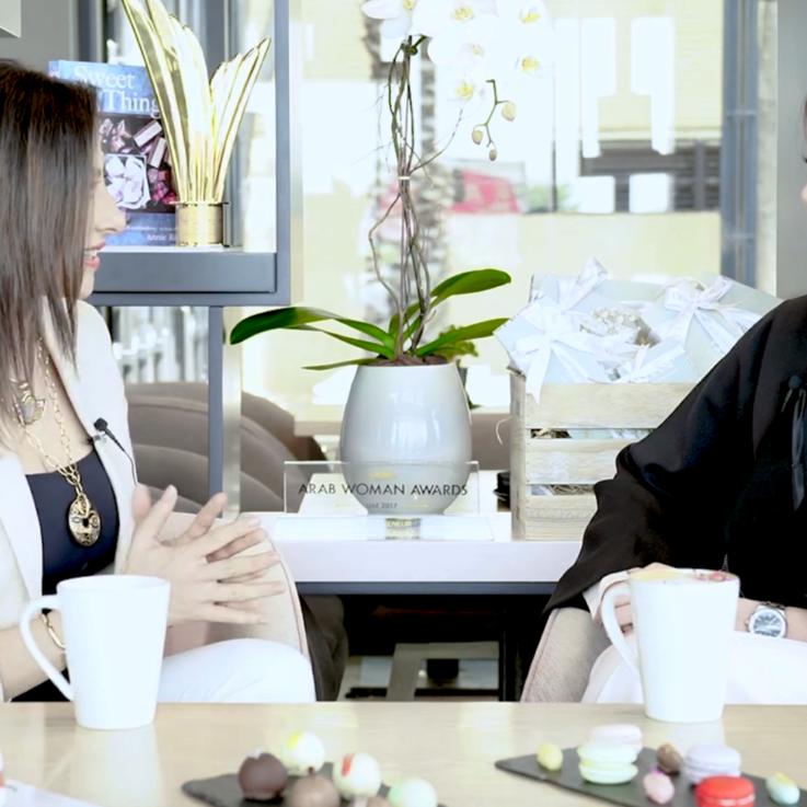 بالفيديو: لقاء حصري مع الفائزة بجائزة المرأة العربية لعام 2017. الملهمة شيماء فواز