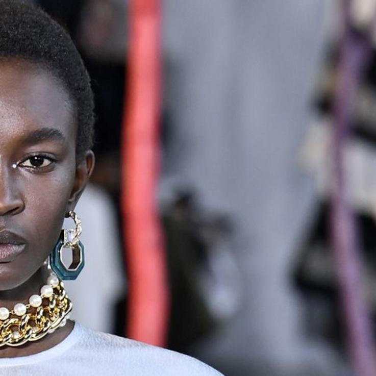 أجمل المجوهرات من أسبوع الموضة في نيويورك
