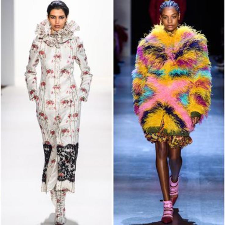 7 صيحات غلبت على منصات عرض أسبوع الموضة في نيويورك لموسم خريف وشتاء 2019