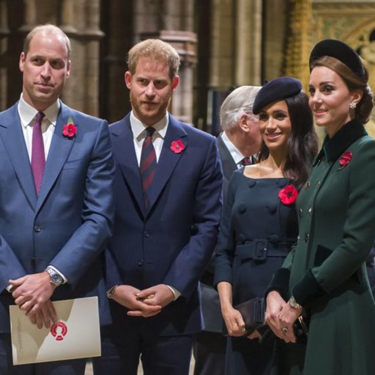 الأميران ويليام وهاري يفصلان مكان إقامتهما رسمياً بعد أسابيع قليلة